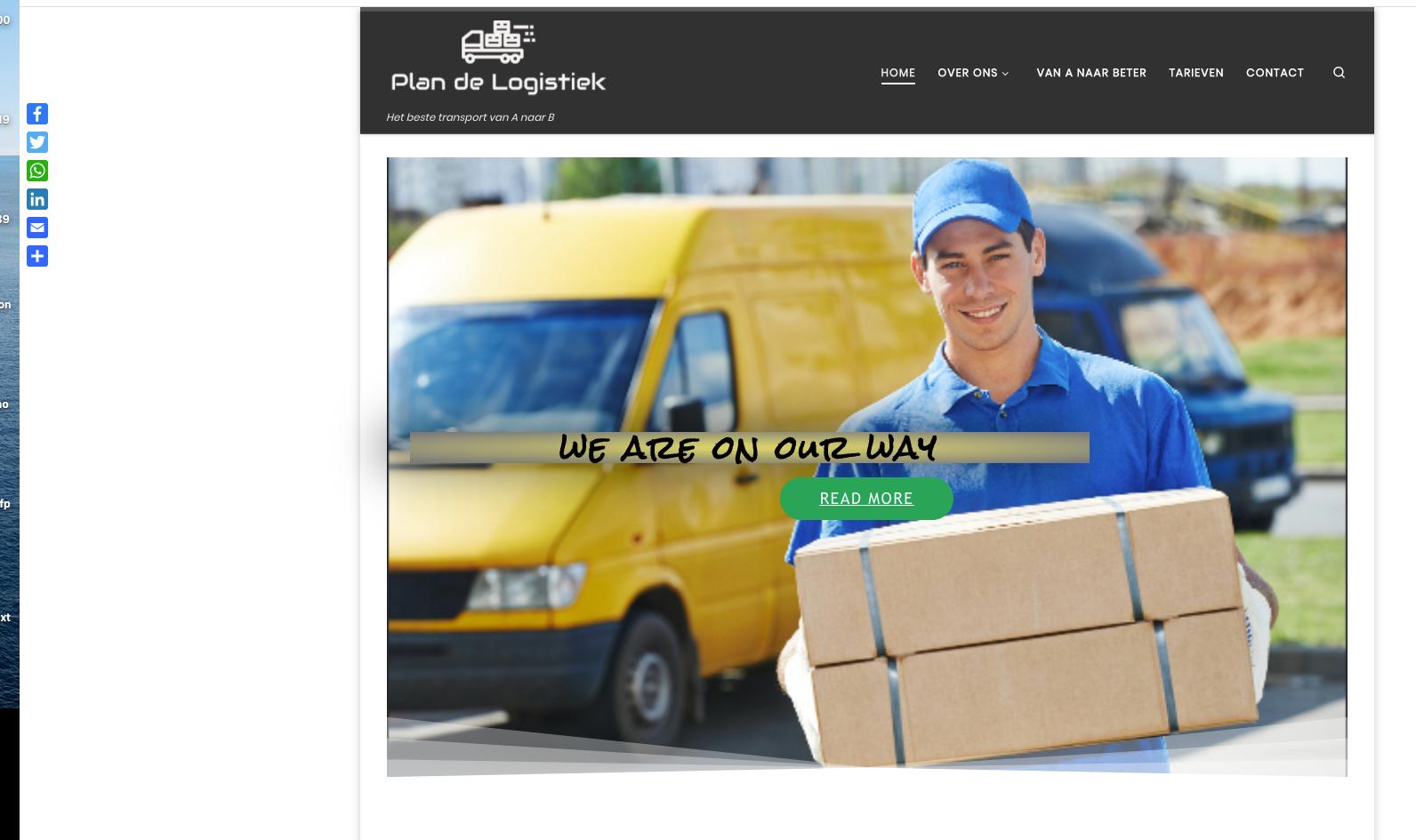 website designer Den Haag